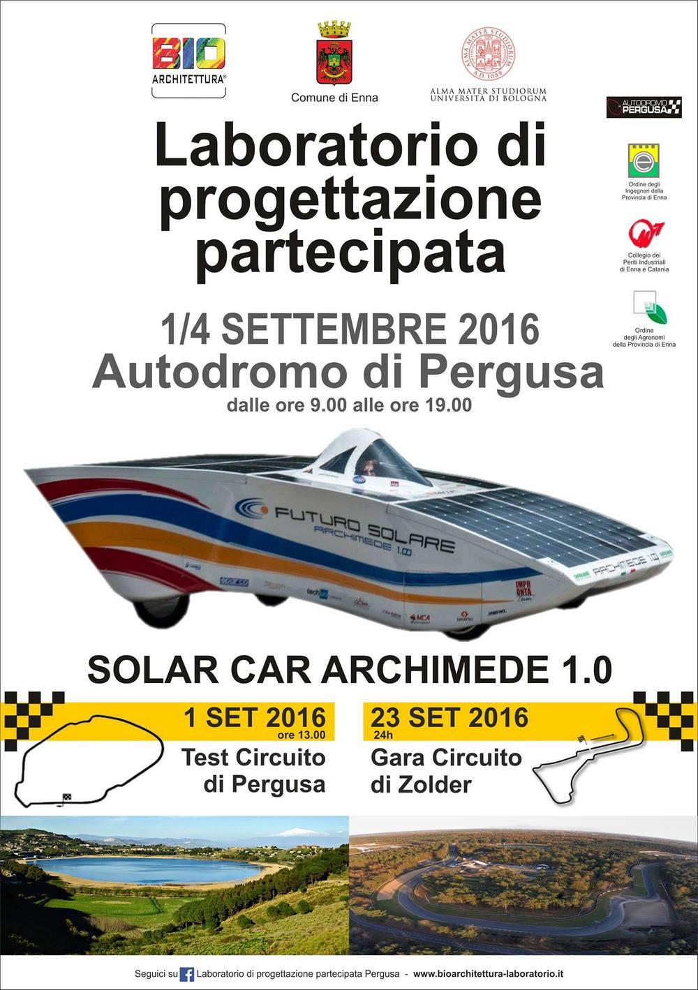 Autodromo di Pergusa locandian