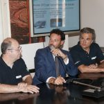 conferenza stampa archimede